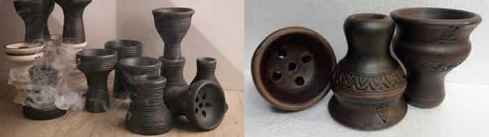 глиняные классические чаши