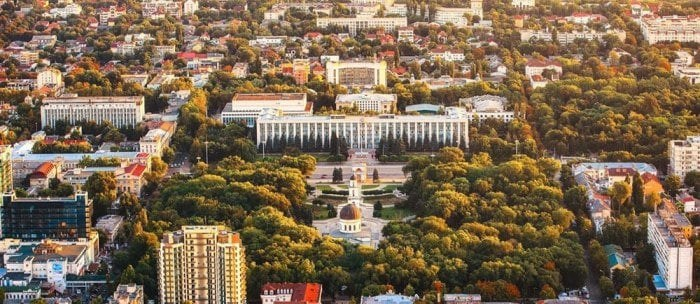 панорама кишинев