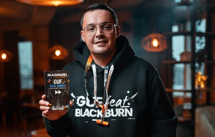 Обзор новинок от Black Burn