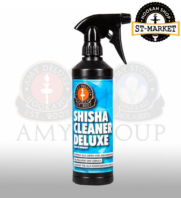 Чистящее средство для кальяна AMY Deluxe Shisha Cleaner
