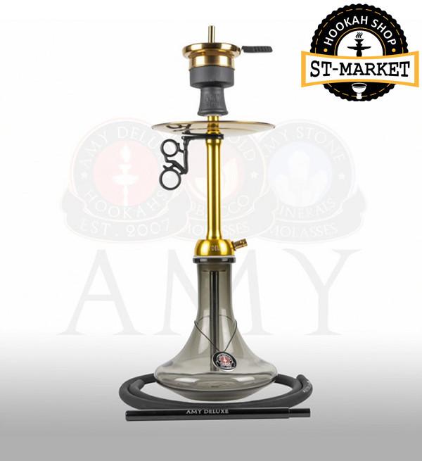 Кальян Amy Deluxe 121.02 Alu Sleek S